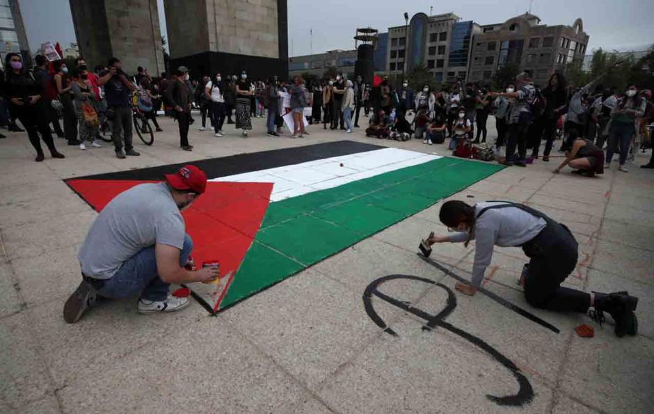 Dukungan Terus Mengalir, Giliran Meksiko Kecam Serangan Militer Israel ke Permukiman Warga Palestina-3
