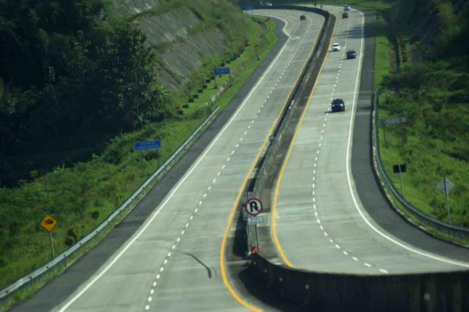Jalan Tol Semarang-Solo Lengang, Arus Balik Lancar-0