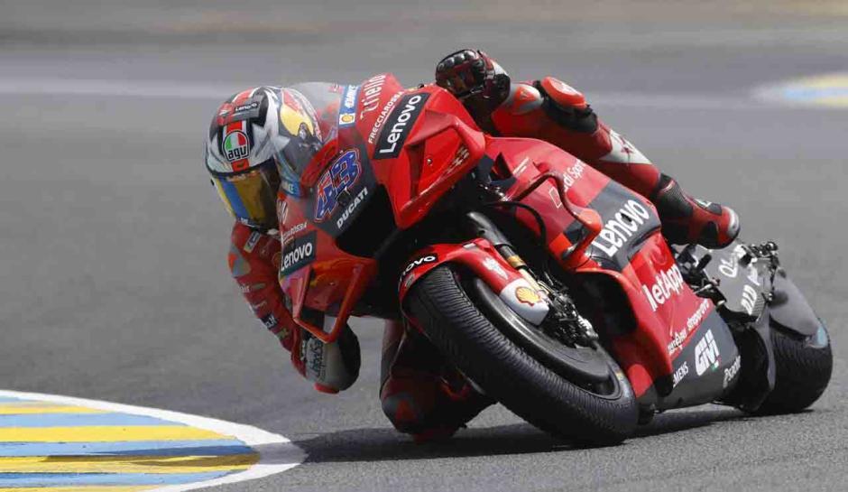 Potret Kemenangan Jack Miller Juarai MotoGP Prancis 2021-2