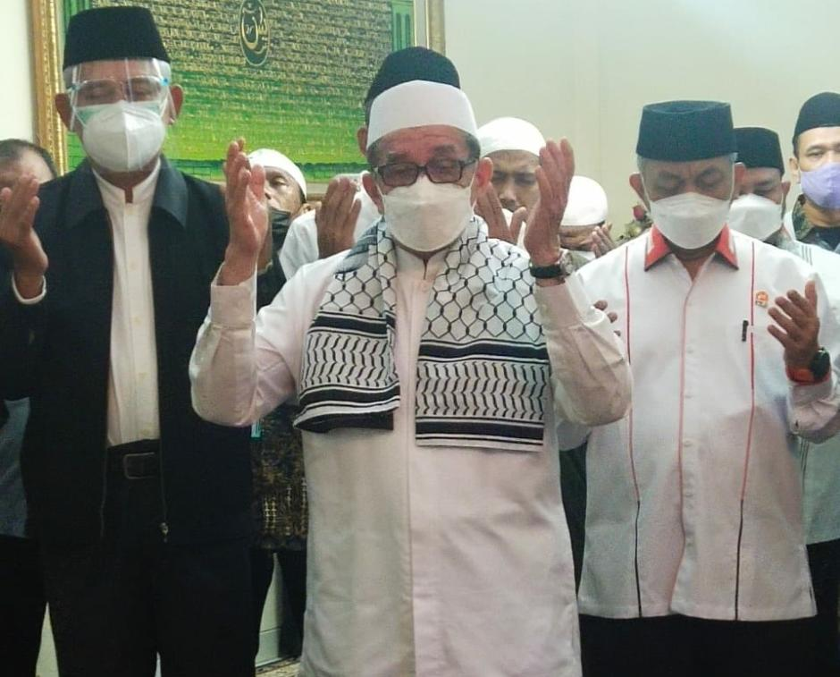 Saduddin Meninggal Dunia, PKS Kembali Kehilangan Salah Satu Kader Terbaik-1