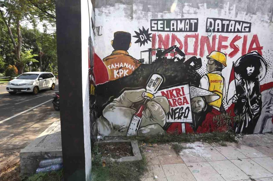 Serikat Mural Suarakan Indonesia Sedang Tidak Baik-Baik Saja-1