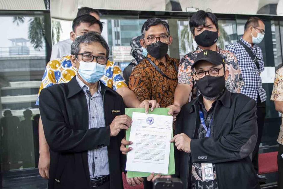 75 Pegawai KPK Laporkan Anggota Dewas KPK Indrianto Seno Adji-1