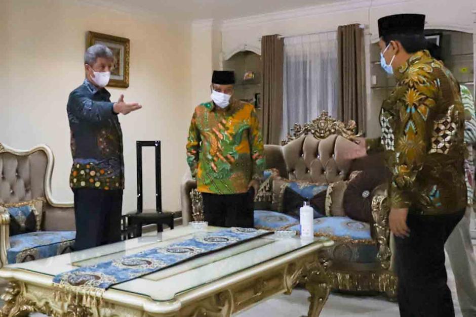 Dukung Kedaulatan Palestina, Ketua Umum PBNU Temui Dubes Palestina untuk Indonesia-1