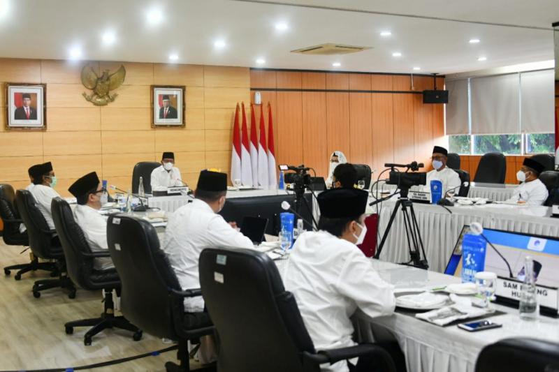 Lebaran Digital Keren, Menteri Johnny: Tidak Mudik, Tak Kurangi Nilai Silaturahmi-2