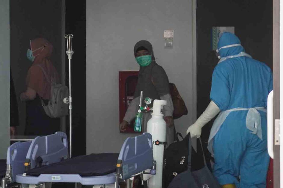 33 Nakes RSUD Cilacap Diisolasi Terpusat Usai Rawat 14 ABK Asal Filipina yang Terpapar Virus Varian Baru India-2
