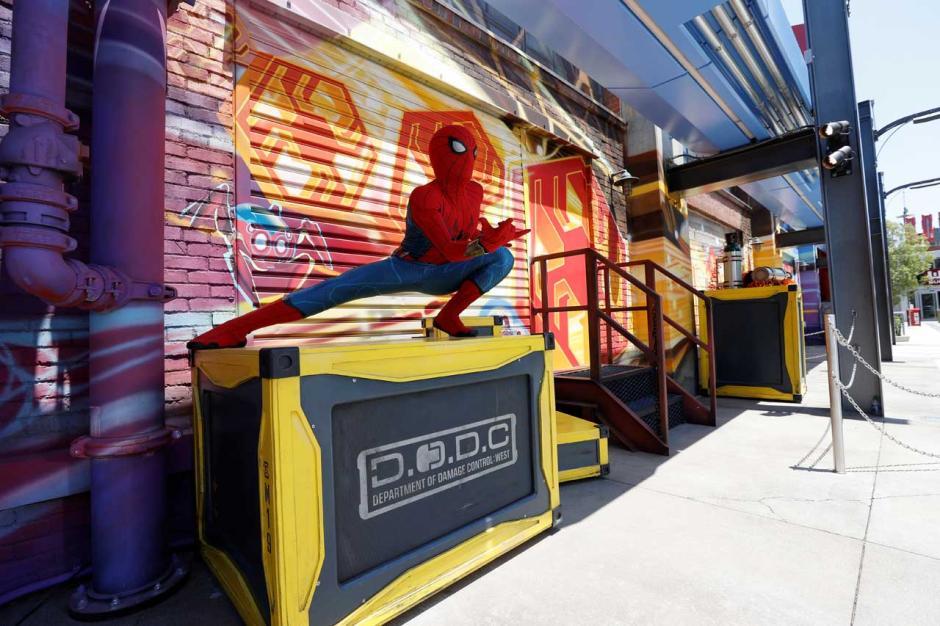 Keren Abis, Ini Penampakan Kampus Avengers di Disney California Adventure Park-3