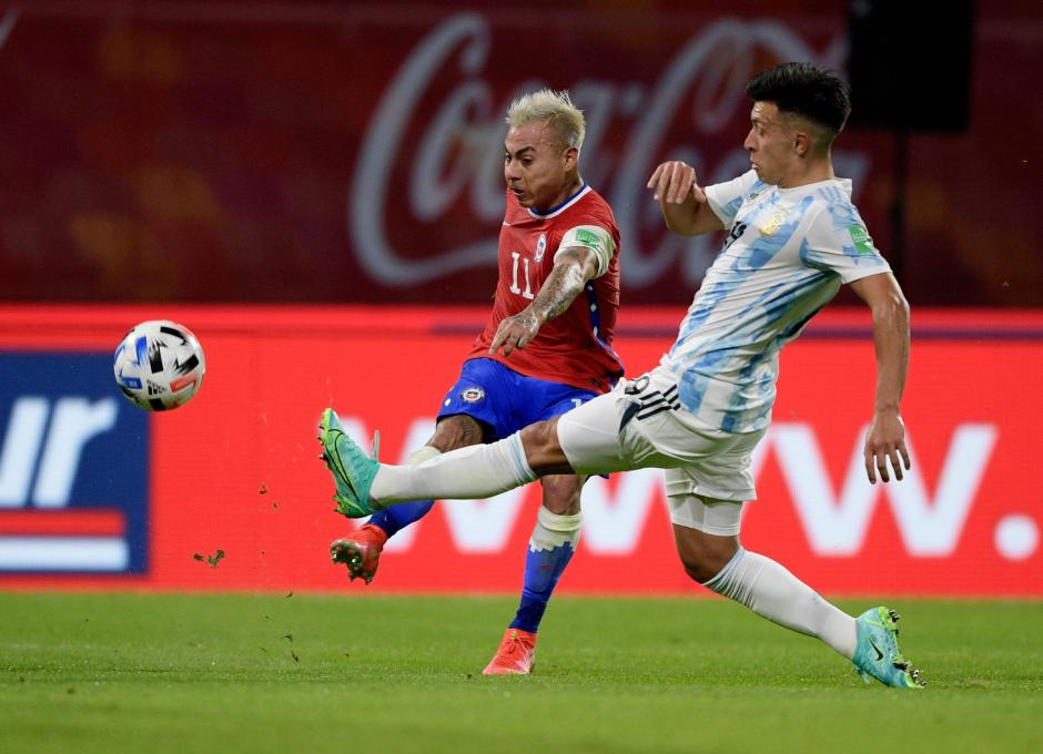 Kualifikasi Piala Dunia 2022: Argentina Tahan Chile 1-1-1