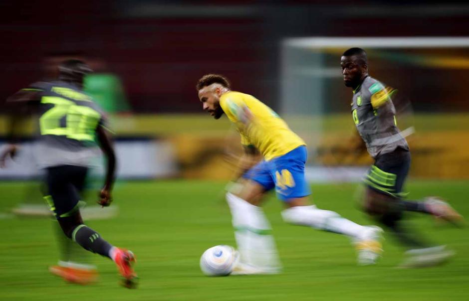 Kualifikasi Piala Dunia 2022: Brazil Bungkam Ekuador 2-0-3