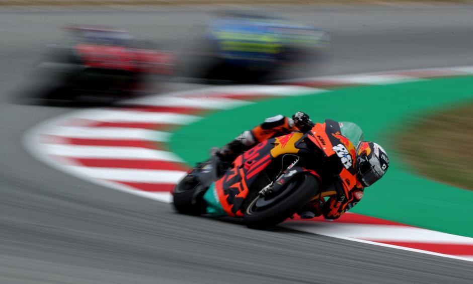 Asapi Duo Ducati, Miguel Oliveira Juarai MotoGP Catalunya 2021-3