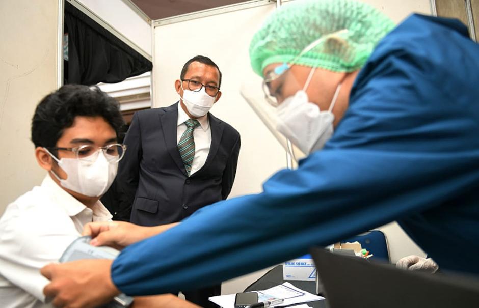 BTN Gelar Vaksinasi Gotong-Royong untuk Pegawai dan Keluarga-4