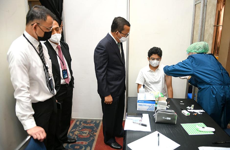 BTN Gelar Vaksinasi Gotong-Royong untuk Pegawai dan Keluarga-1