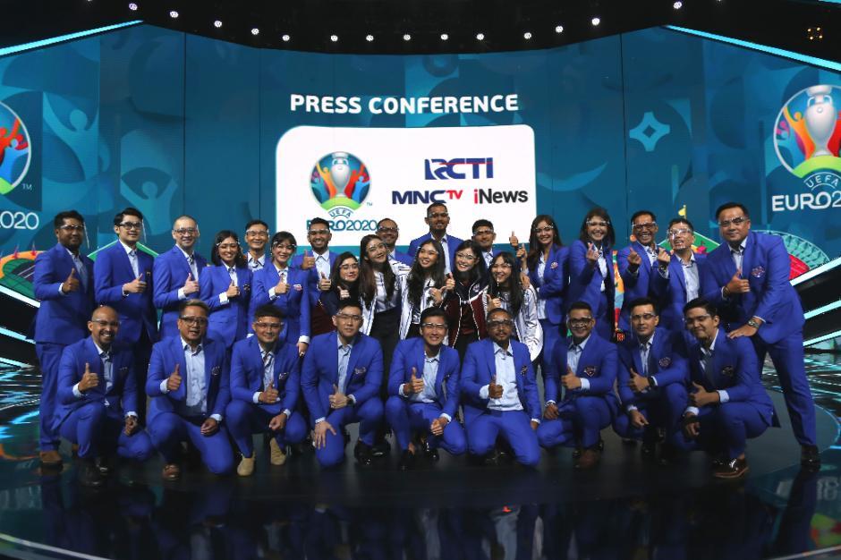 Jadi Official Broadcaster, MNC Group Siarkan Seluruh Pertandingan EURO 2020-3