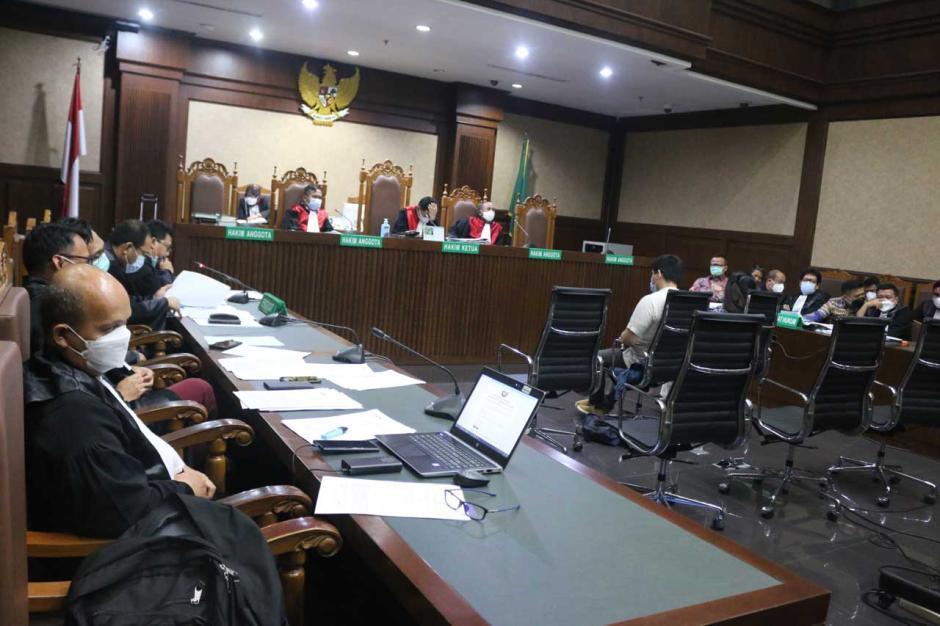 Sidang Lanjutan Terdakwa Edhy Prabowo-1