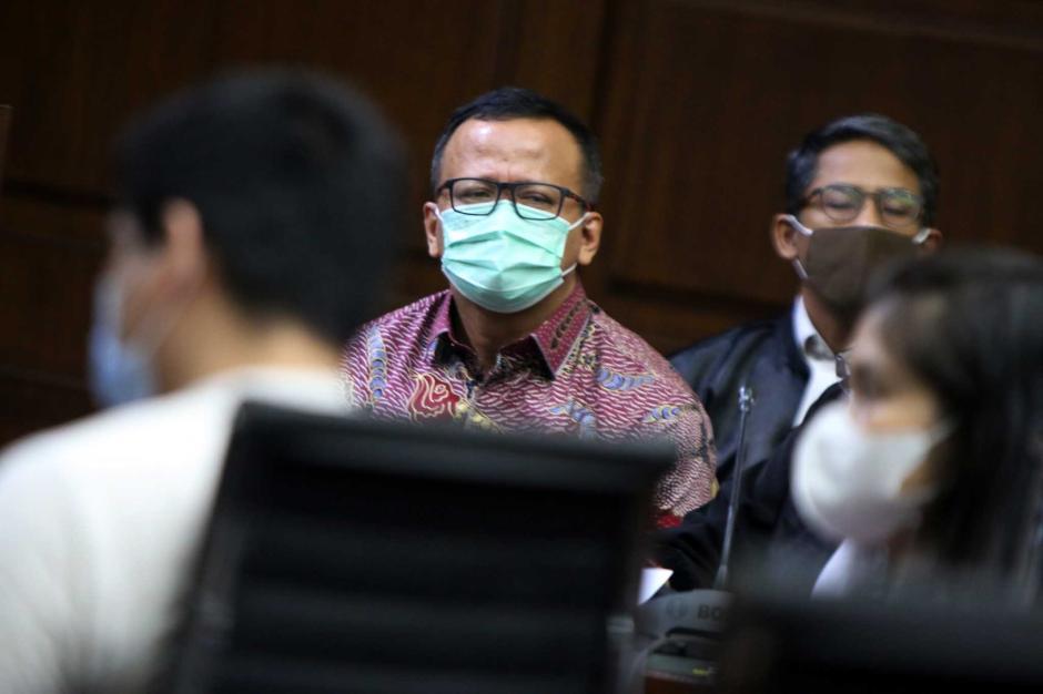 Sidang Lanjutan Terdakwa Edhy Prabowo-0