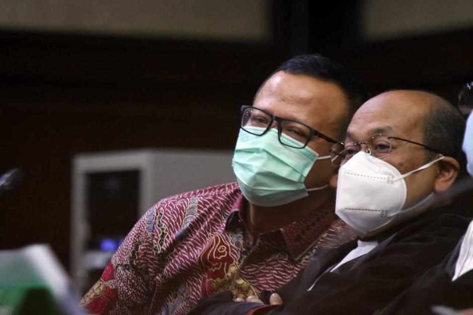 Sidang Lanjutan Terdakwa Edhy Prabowo-2