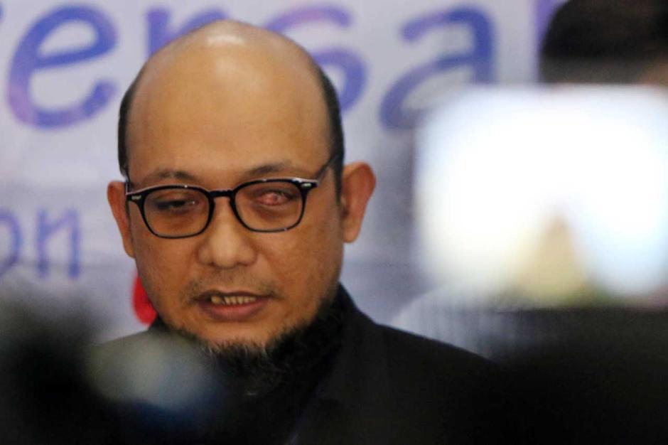 Serahkan Bukti Tambahan, Novel Baswedan dan Perwakilan Pegawai KPK Kembali Sambangi Komnas HAM-3