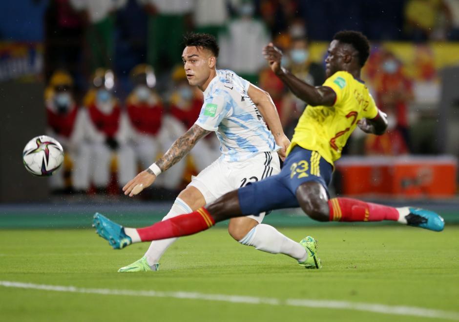 CONMEBOL: Kolombia Tahan Argentina 2-2-2