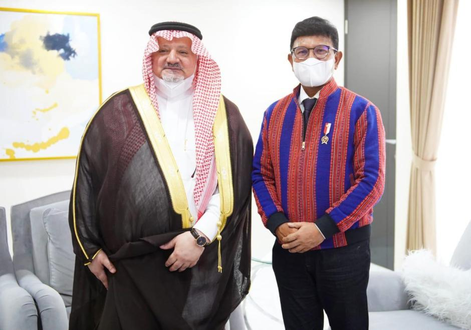 Terima Dubes Arab Saudi, Menkominfo Bahas Tindak Lanjut DCO dan Kerja Sama Ekonomi Digital-0