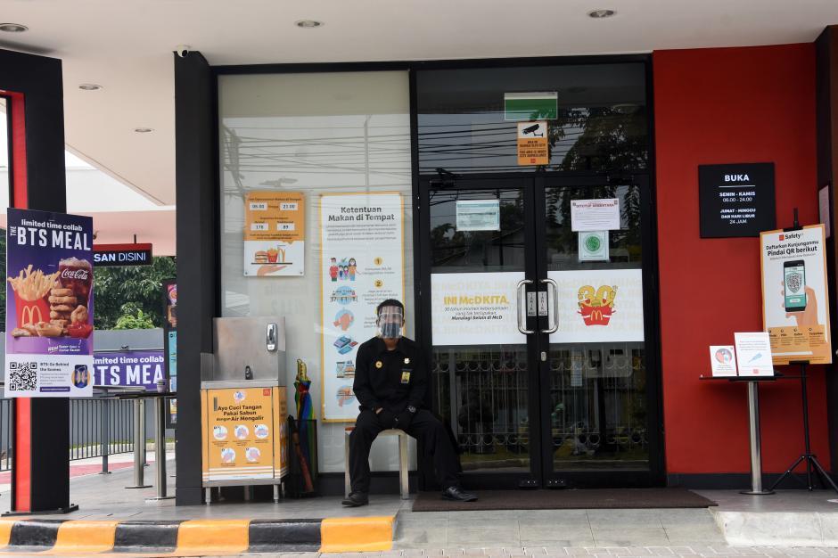 Imbas Kerumunan Ojol, 21 Gerai Mc Donalds di Jakarta Ditutup Sementara-0