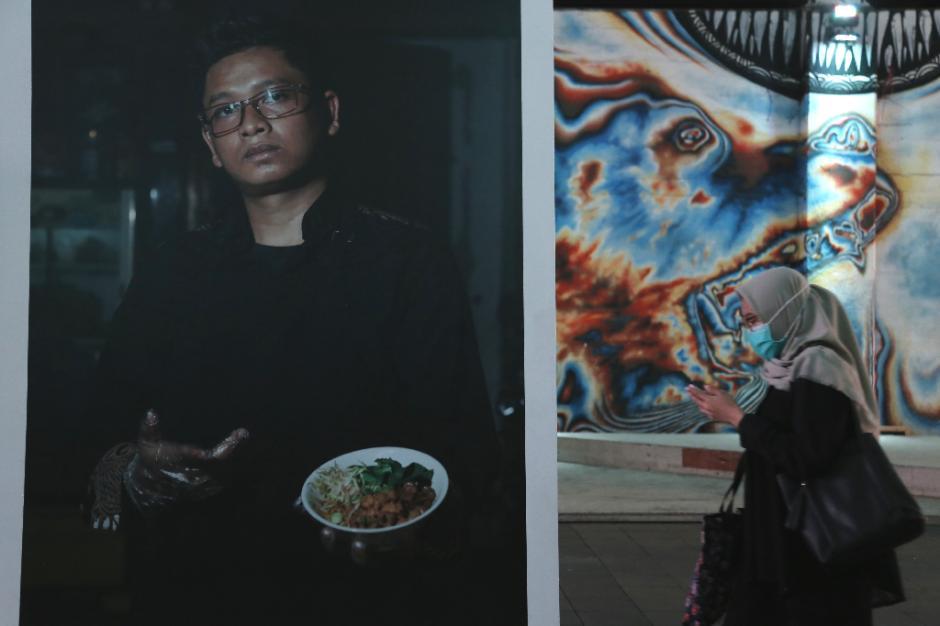 Pameran Foto Jakpreneur Fest Ceritakan Pejuang UMKM di Tengah Pandemi-4