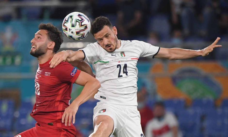 Bungkam Turki 3-0, Ini Potret Kemenangan Perdana Timnas Italia di EURO 2020-3