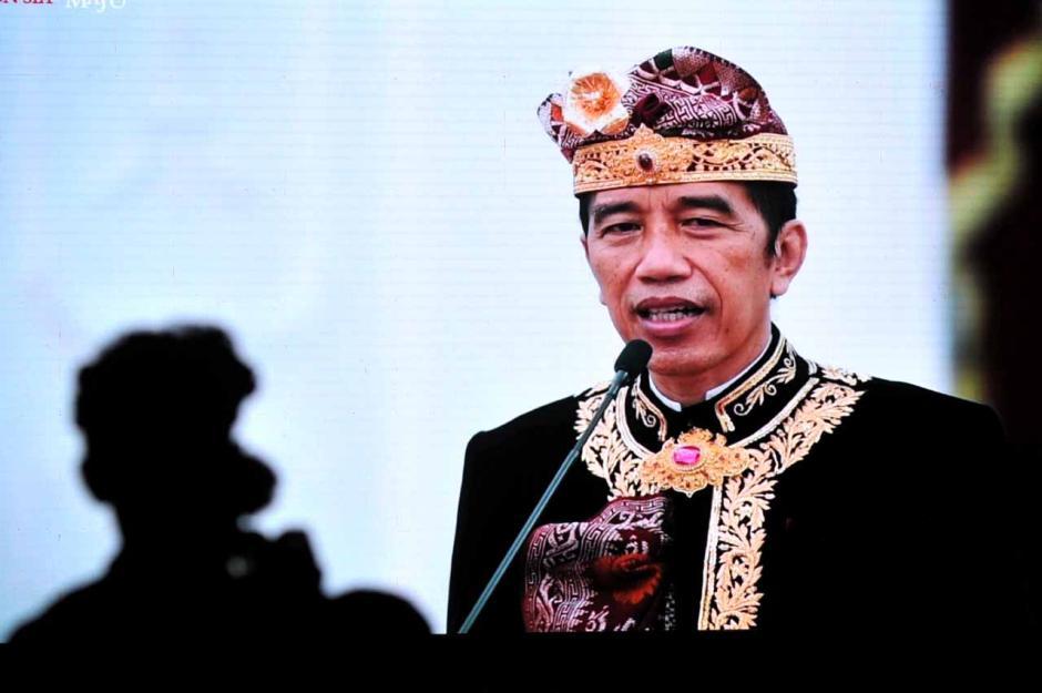 Jokowi Buka Pesta Kesenian Bali-3