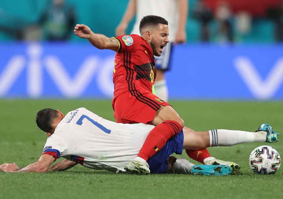 Piala Eropa 2020 : Lukaku Cetak Brace, Belgia Hancurkan Rusia 3-0-2