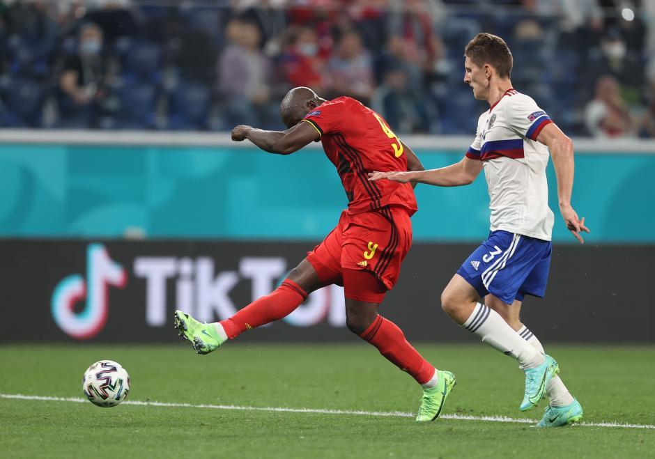 Piala Eropa 2020 : Lukaku Cetak Brace, Belgia Hancurkan Rusia 3-0-0