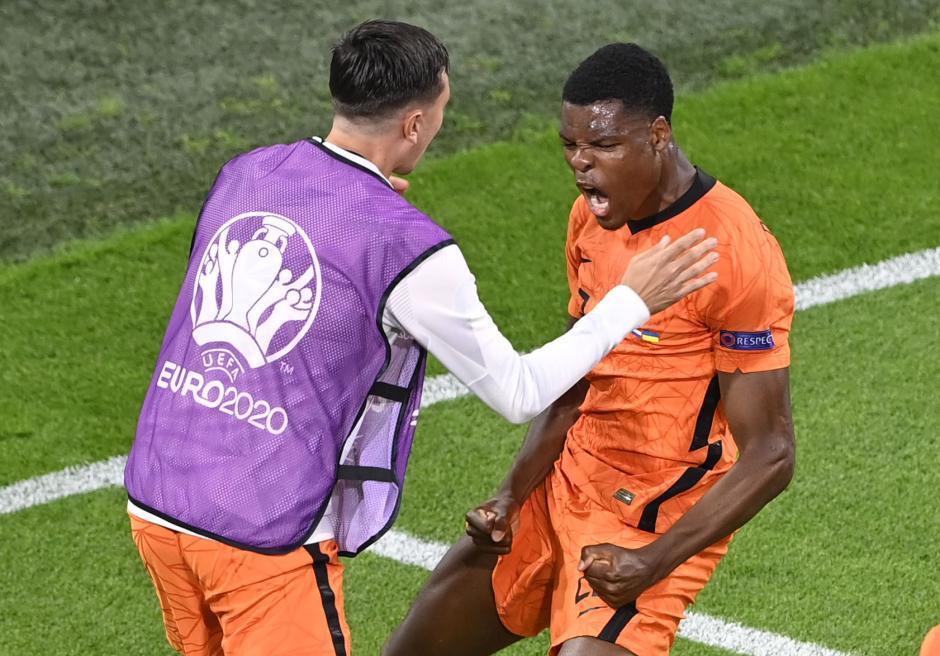 Tundukkan Ukraina, Belanda Menang Tipis 3-2-0