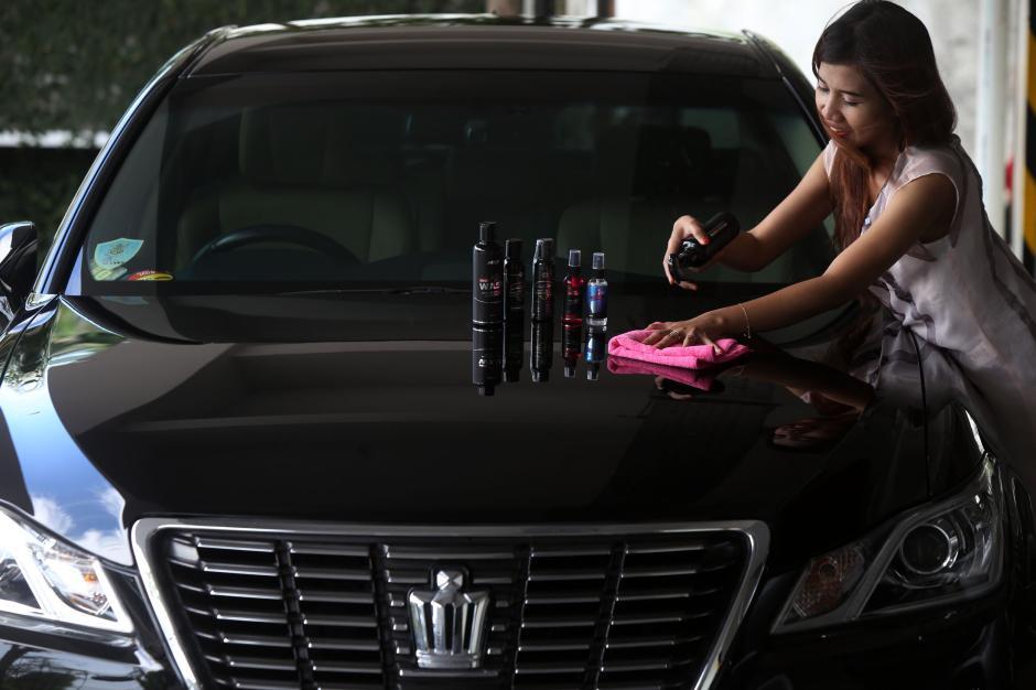 Aero Pack Premium, Bikin Kendaraan Kinclong Tanpa Pergi ke Salon Mobil-3