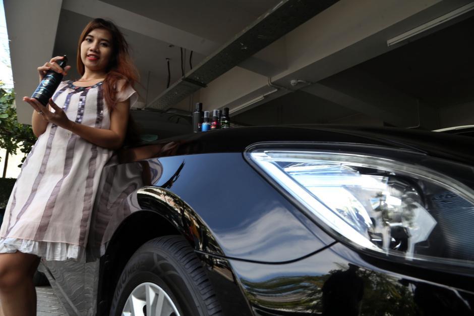 Aero Pack Premium, Bikin Kendaraan Kinclong Tanpa Pergi ke Salon Mobil-1
