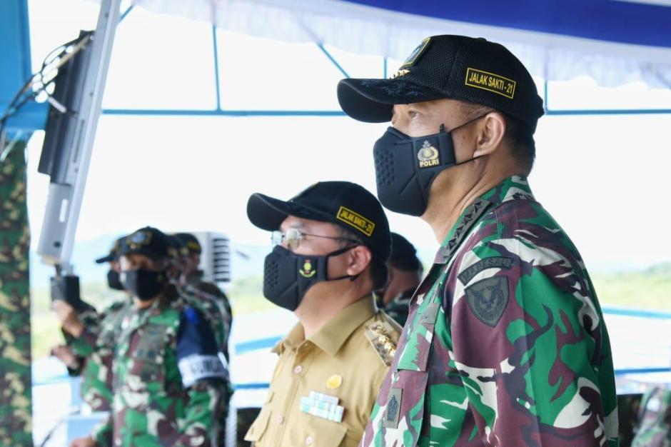 Latihan Jalak Sakti dan Harda Maruta, Wujud Tanggung Jawab TNI AU Kepada Rakyat-6