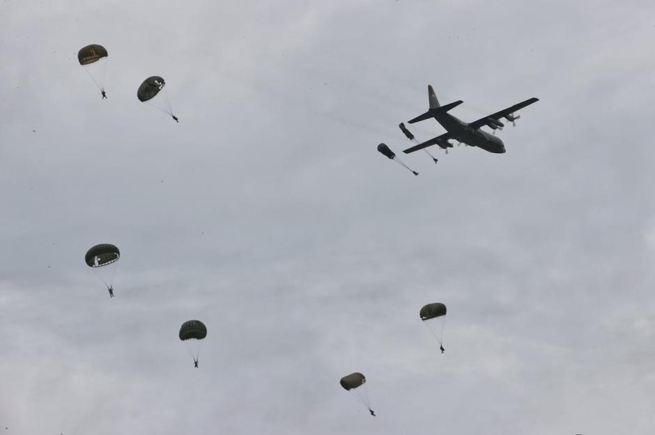 Latihan Jalak Sakti dan Harda Maruta, Wujud Tanggung Jawab TNI AU Kepada Rakyat-3