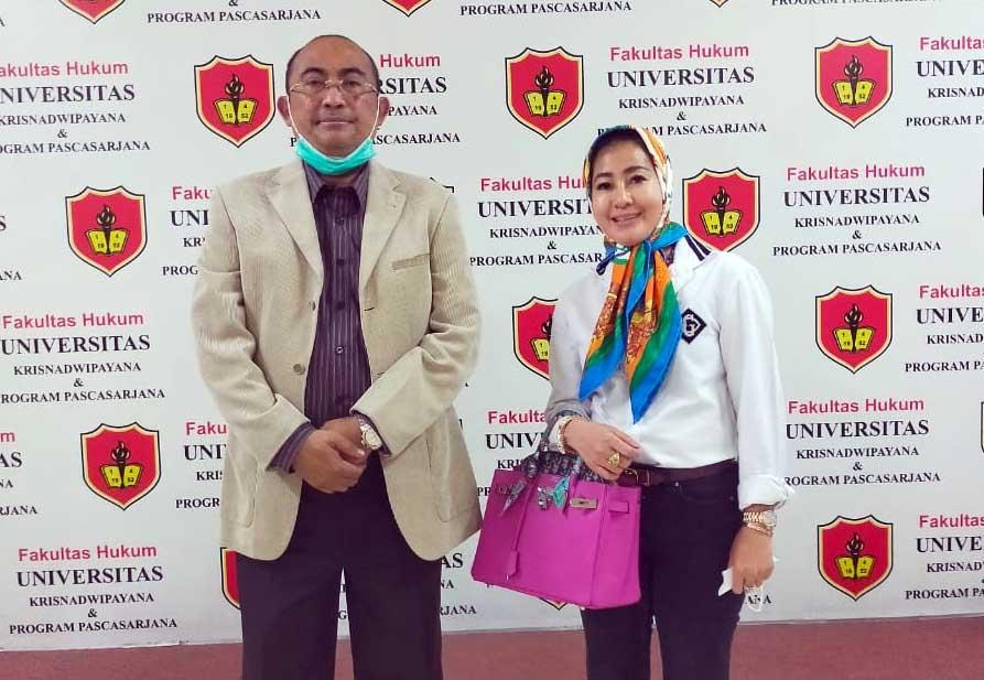 Ucapkan Selamat, Hasnaeni-Firman Wijaya: Megawati Sosok Pemimpin Teladan Bangsa Indonesia-1