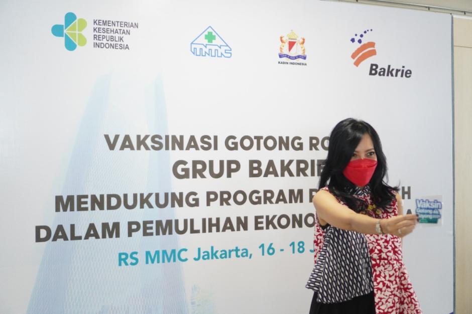 RS MMC Gelar Vaksinasi Gotong Royong Bagi Ribuan Karyawan Perusahaan-2
