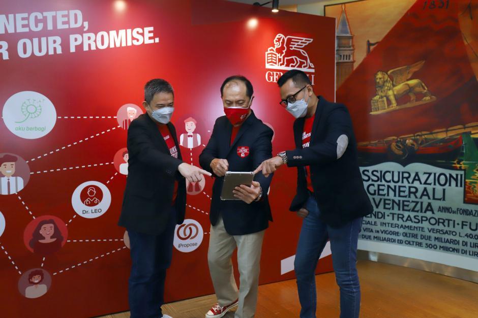Generali Indonesia Catatkan Rekor Laba Tertinggi-0