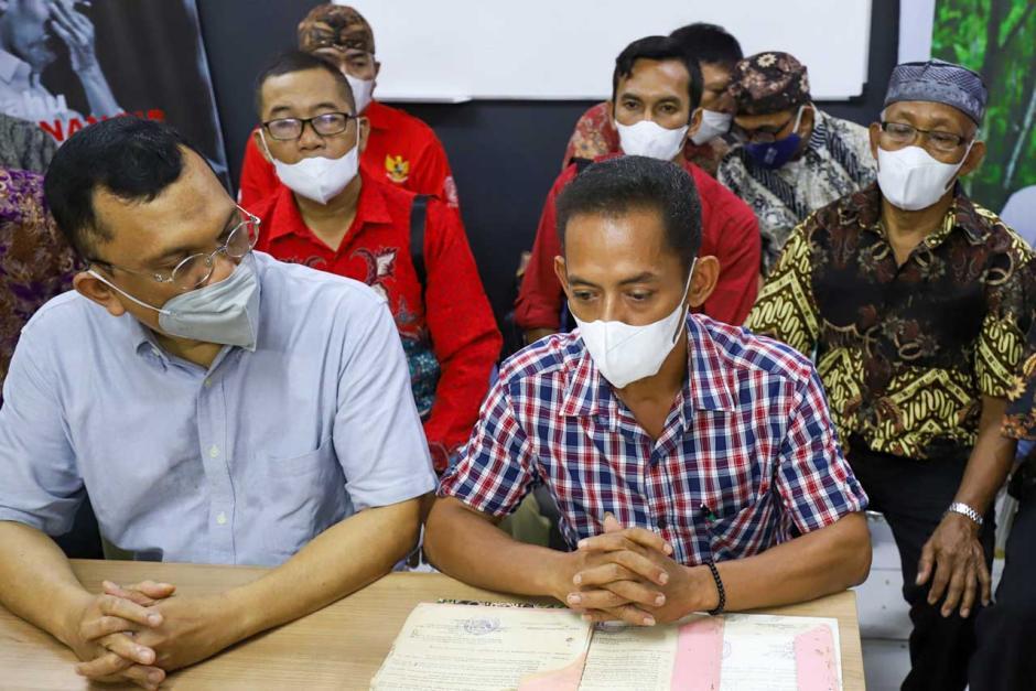 Relawan Jokowi Dukung Presiden dan Kapolri Berantas Mafia Tanah-1