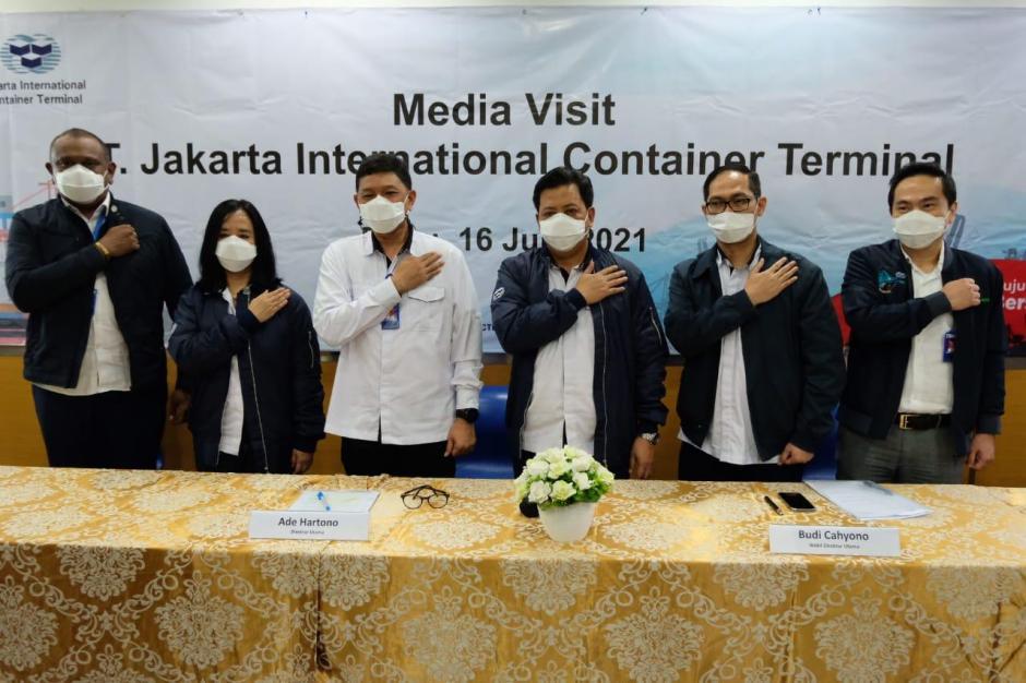 Pasca Kasus Pungli, JICT Evaluasi Vendor MTI-5