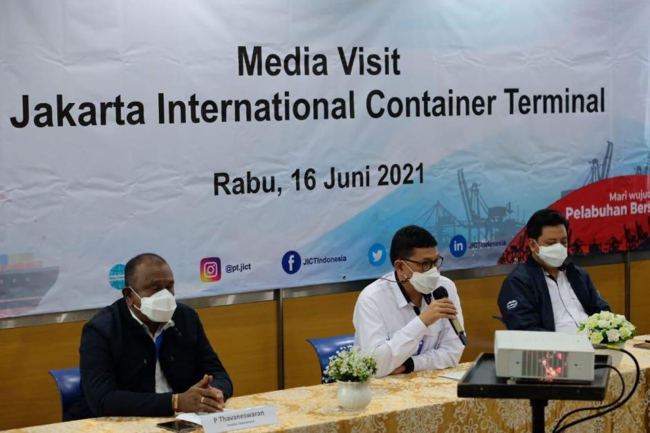 Pasca Kasus Pungli, JICT Evaluasi Vendor MTI-0
