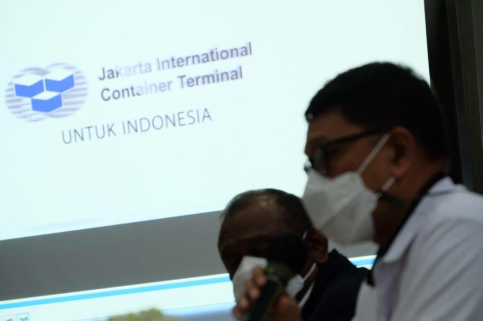 Pasca Kasus Pungli, JICT Evaluasi Vendor MTI-2
