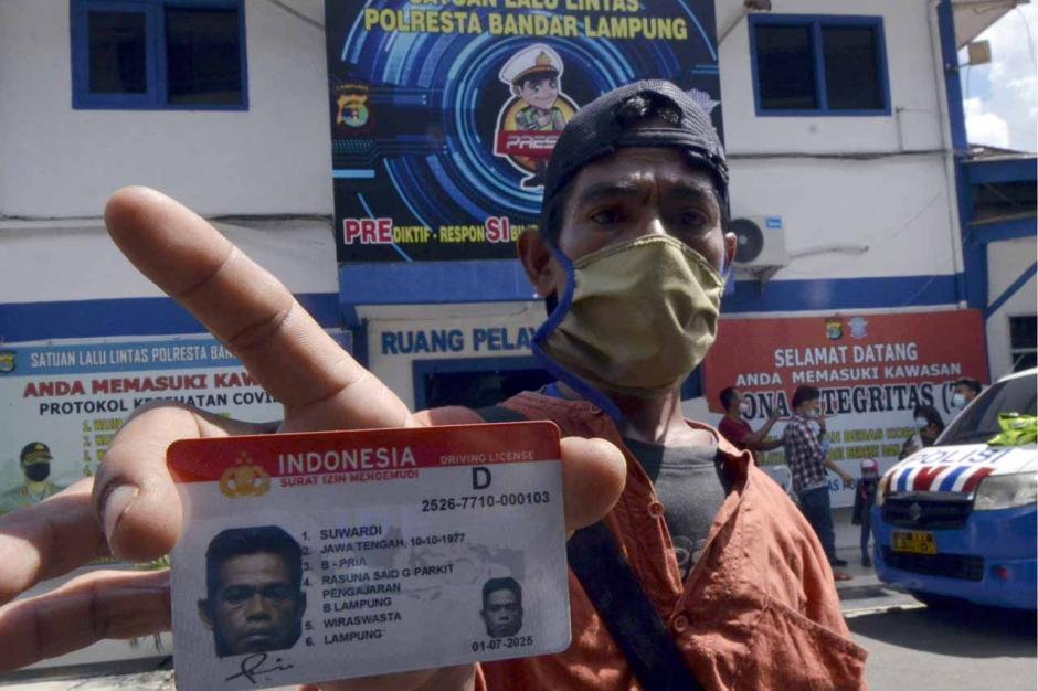 Layanan Pembuatan SIM Khusus Penyandang Disabilitas di Polresta Bandar Lampung-1