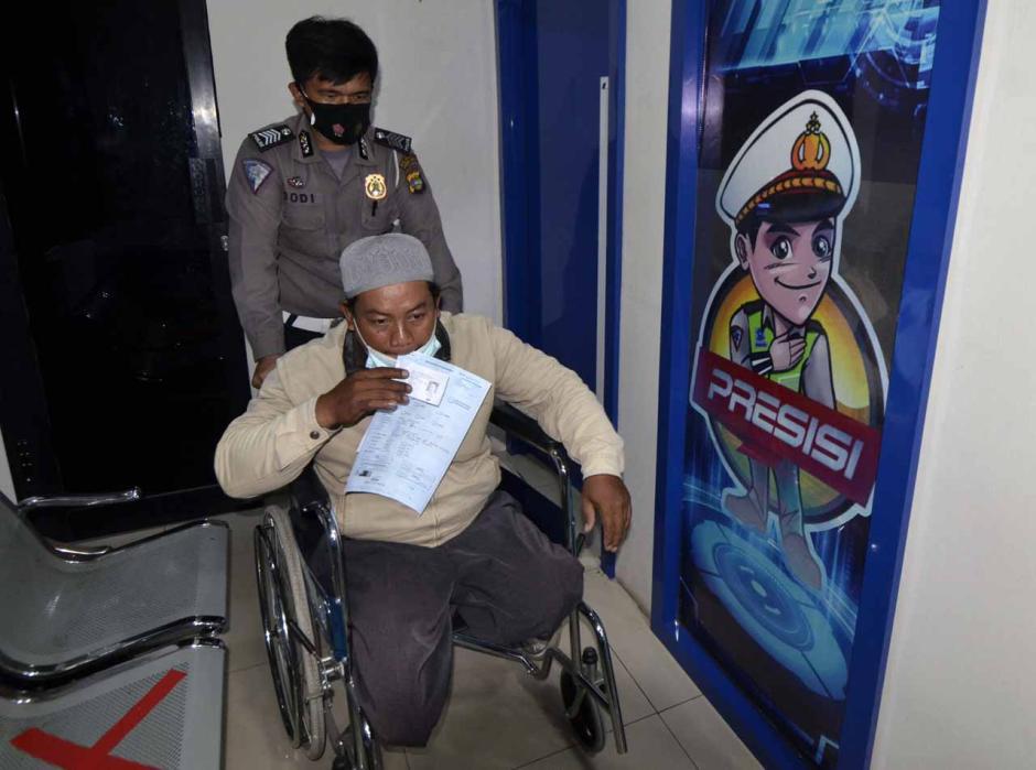 Layanan Pembuatan SIM Khusus Penyandang Disabilitas di Polresta Bandar Lampung-0