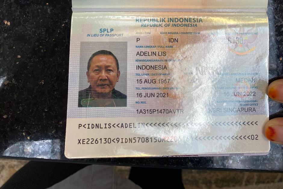 Buronan Adelin Lis Digelandang Pulang ke Indonesia-6