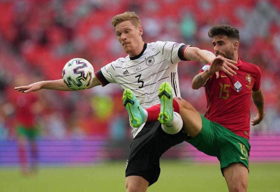 Grup F Euro 2020 : Jerman Sikat Portugal 4-2-0