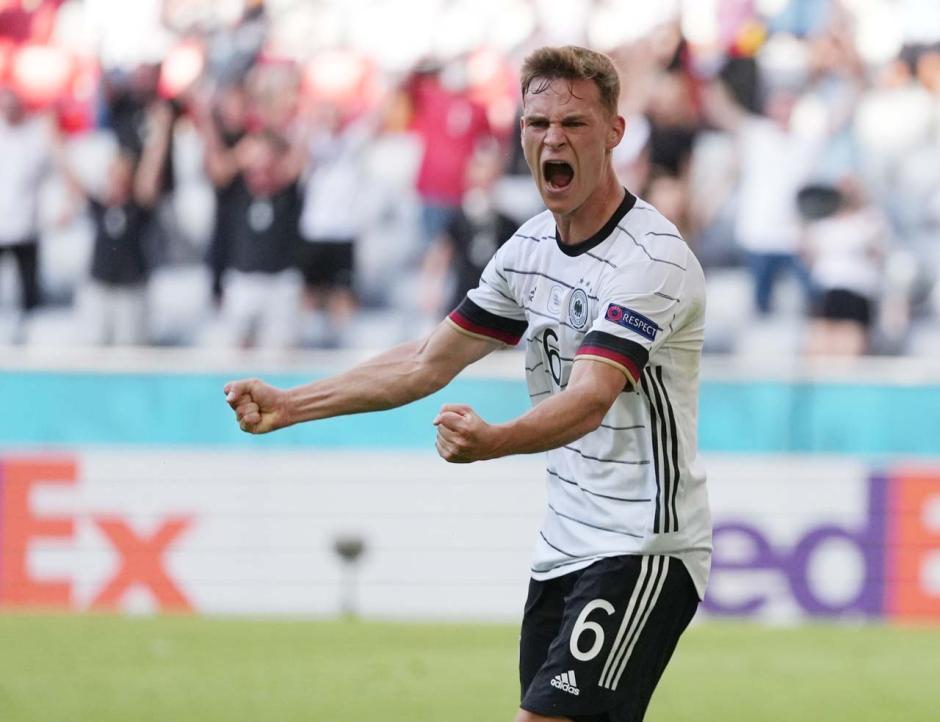 Grup F Euro 2020 : Jerman Sikat Portugal 4-2-2