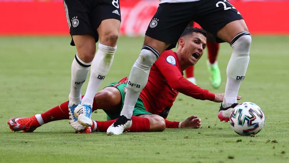 Grup F Euro 2020 : Jerman Sikat Portugal 4-2-3