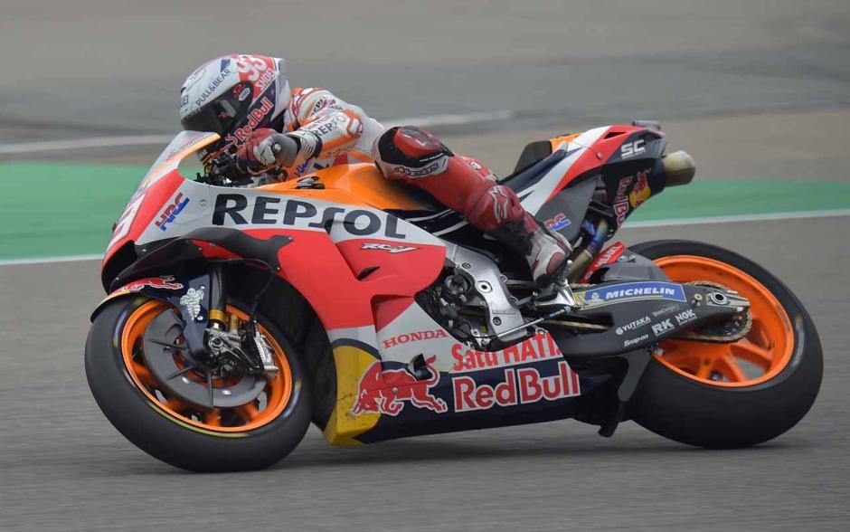 The Baby Alien Marc Marquez Cetak Kemenangan Perdana di MotoGP 2021-4