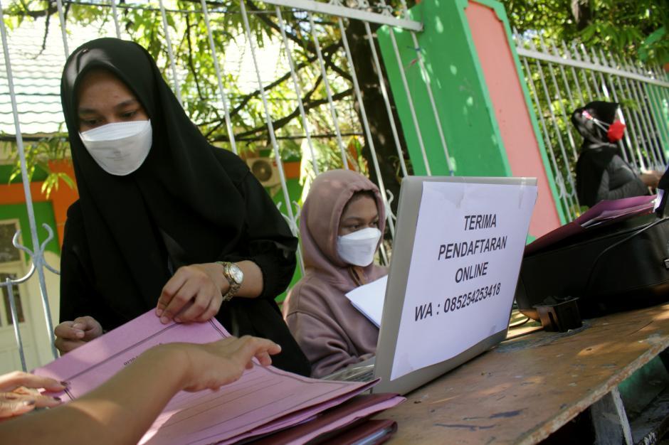 Pendafataran PPDB 2021 Secara Daring di Makassar-1