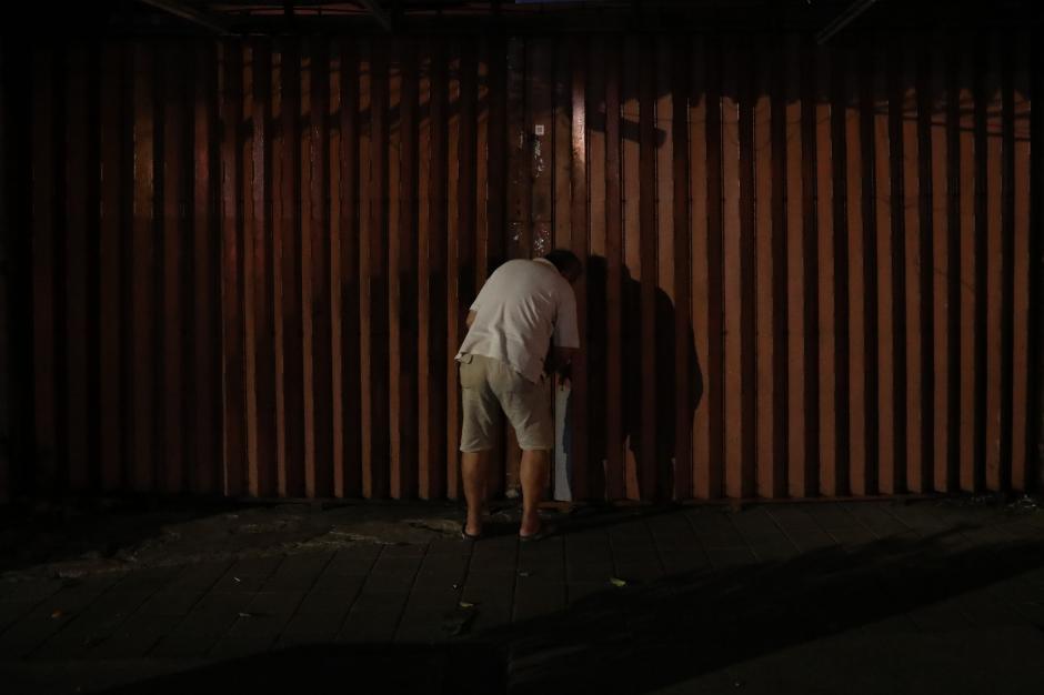 Pembatasan Kegiatan Masyarakat, Pedagang di Kawasan Sabang Tutup Lebih Awal-0