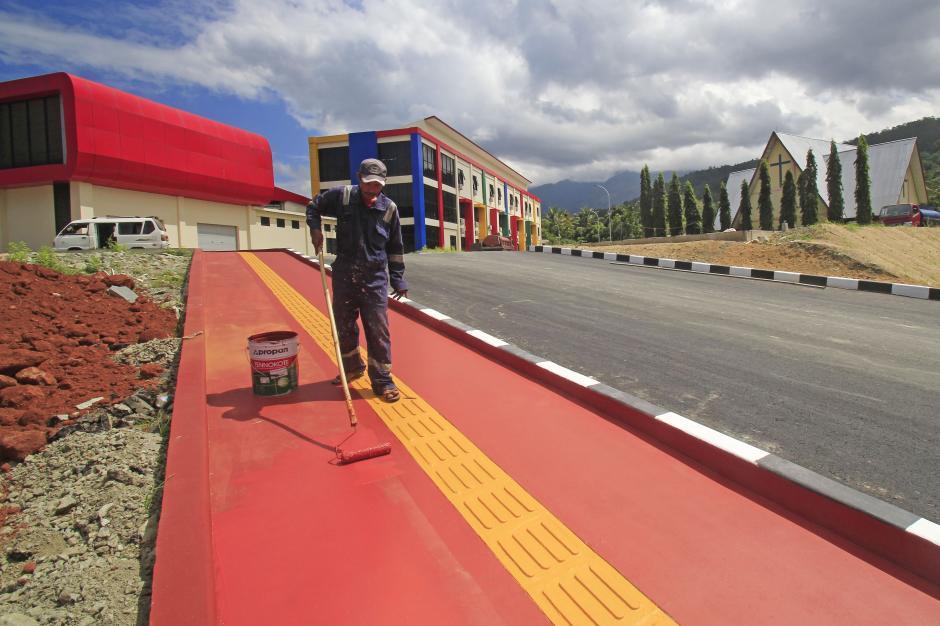 Pembangunan Venue PON Papua Dikebut-0